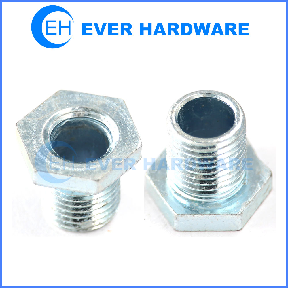 Hex Head Hollow Screw Manufacturer From China Custom Made