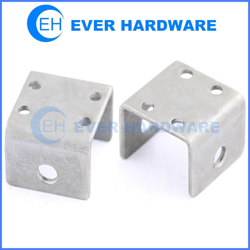 U shaped brackets mounting steel heavy duty bracket
