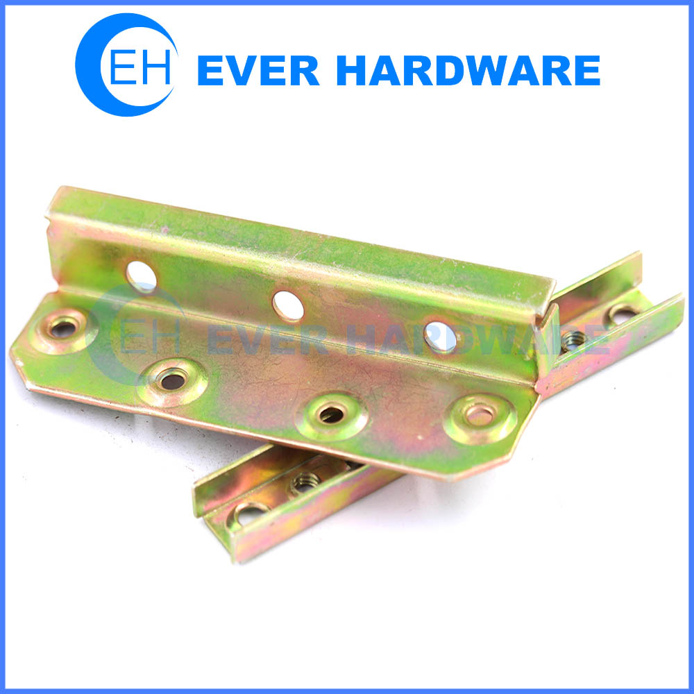 Bed Frame Rail Brackets Bed Snap Brackets Bed Frame Pieces
