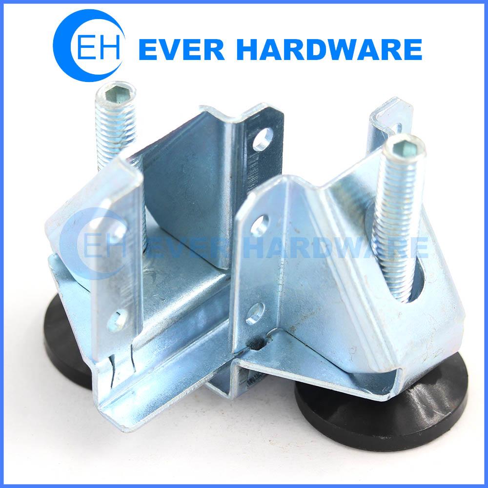 Adjustable furniture levelers heavy duty lifting leveler furniture