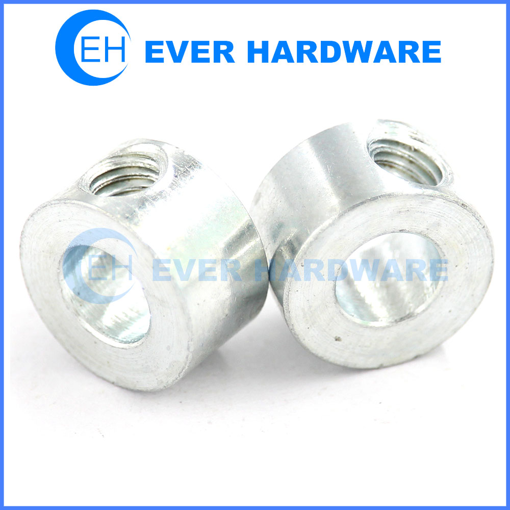 Aluminium spacers metal spacers for bolts spacer hardware supplier