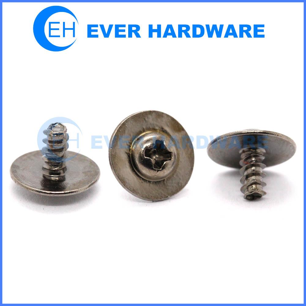 Large washers hardware plain washer screw with washer head