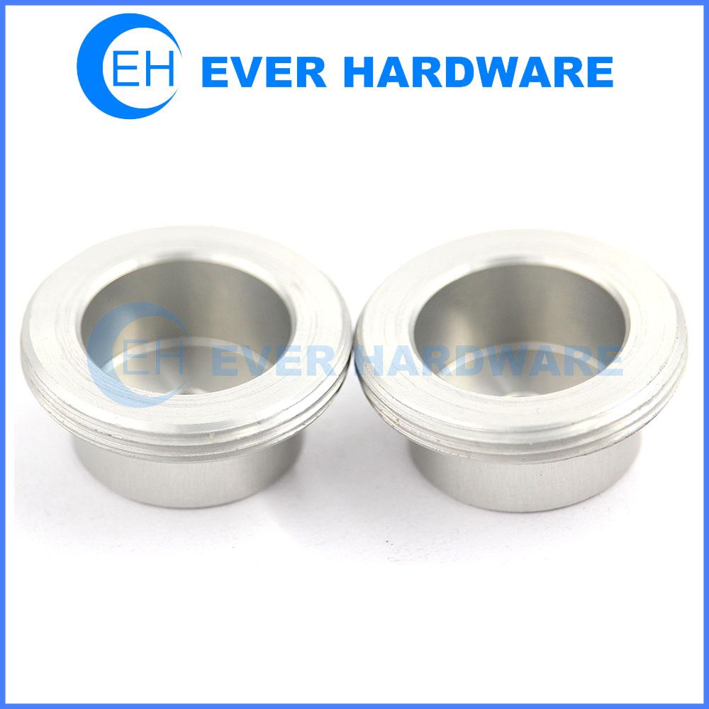 Metal ring spacer steel round spacers custom spacer bushing