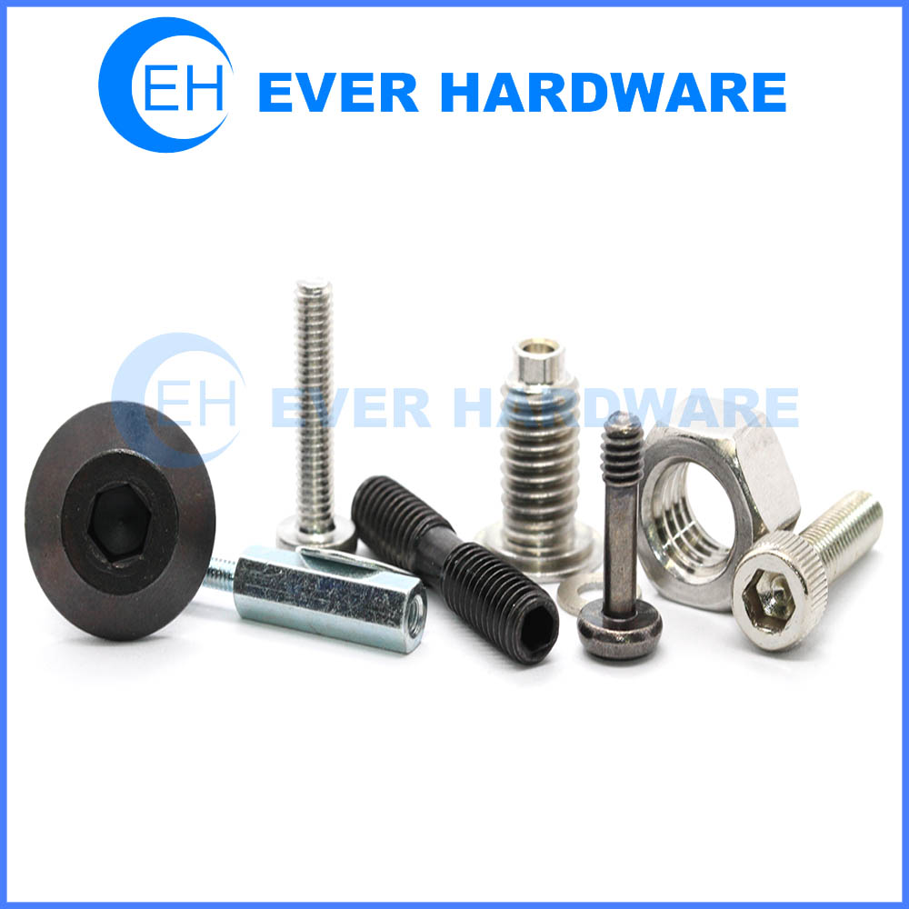 Nut bolts suppliers socket head cap screw hex nut fastners