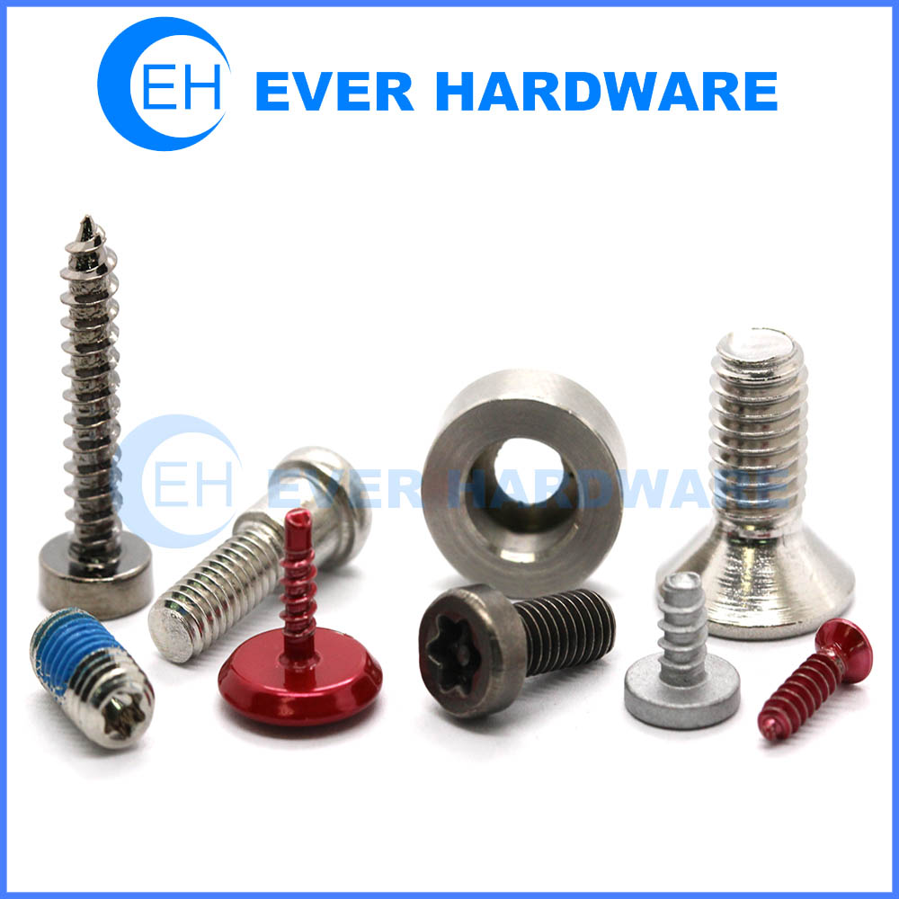 SS fasteners fastening screws stainless nuts and bolts