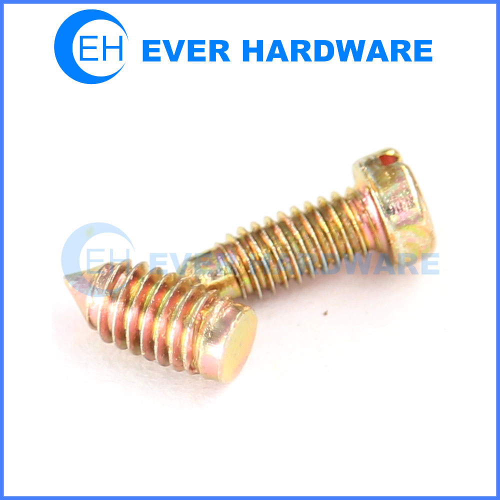 Self tapping bolts for steel small self tapping screws metal screws