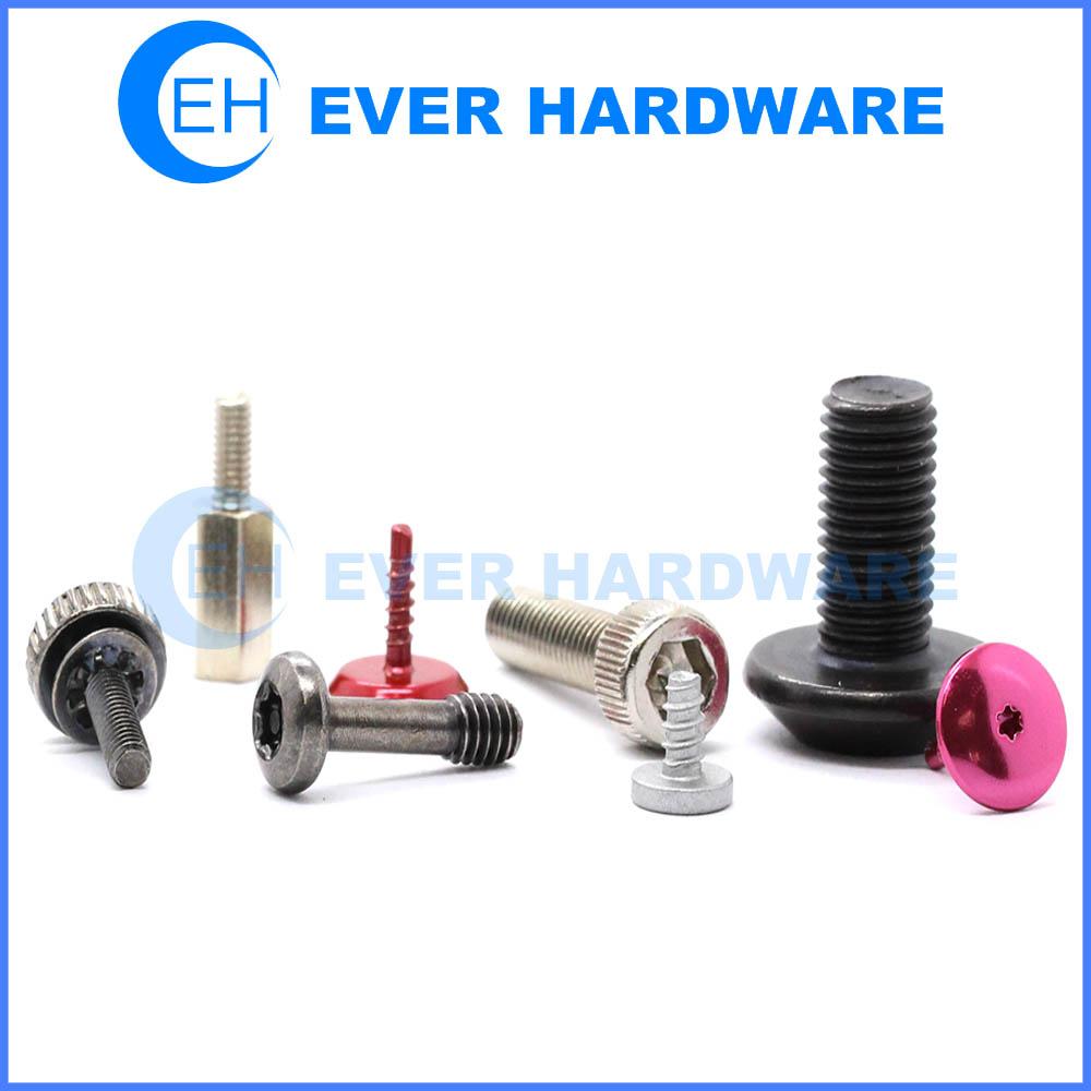 Stainless steel machine screws fastener hardware screw suppliers