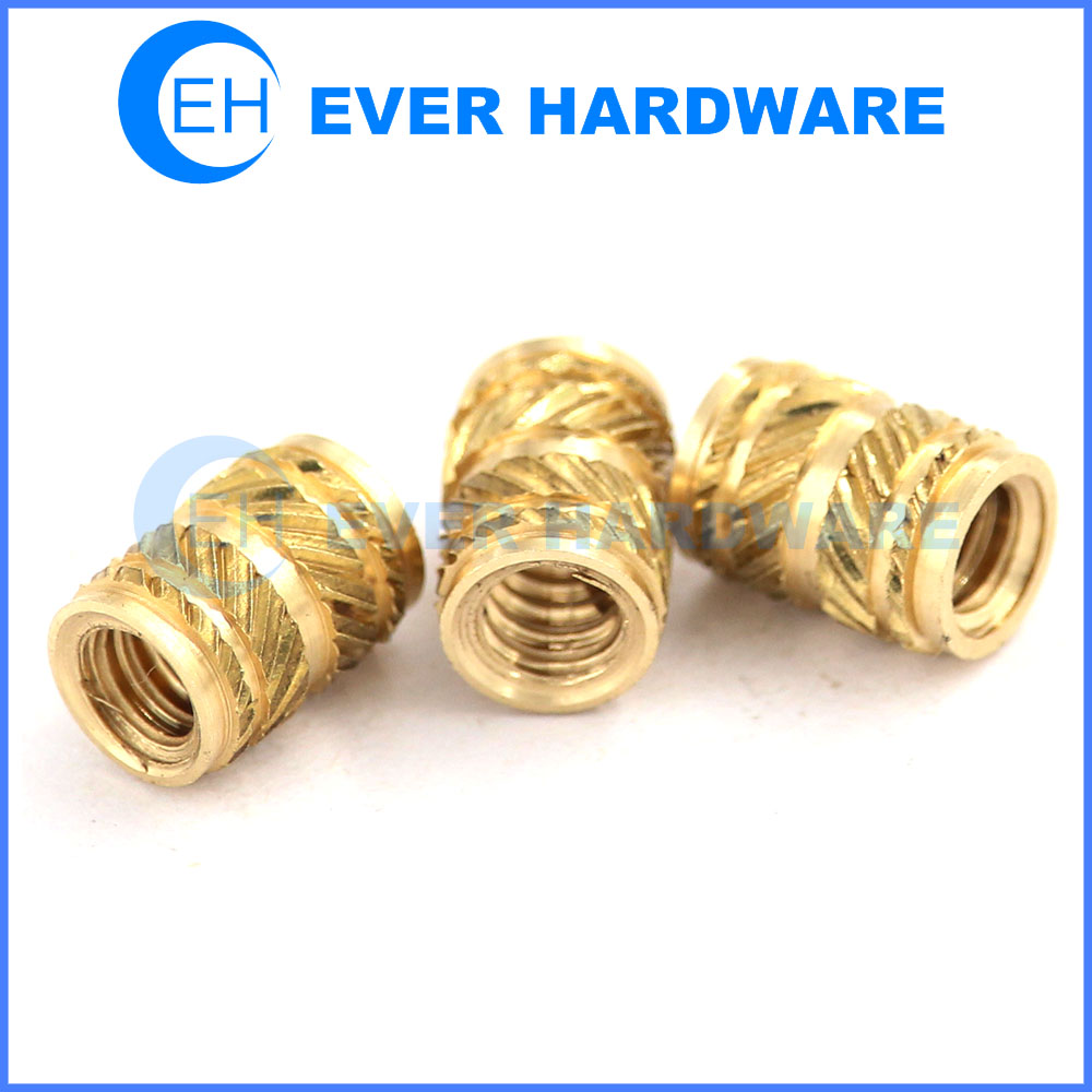 Thumb nut brass knurling thumb nuts specialty fasteners supplier