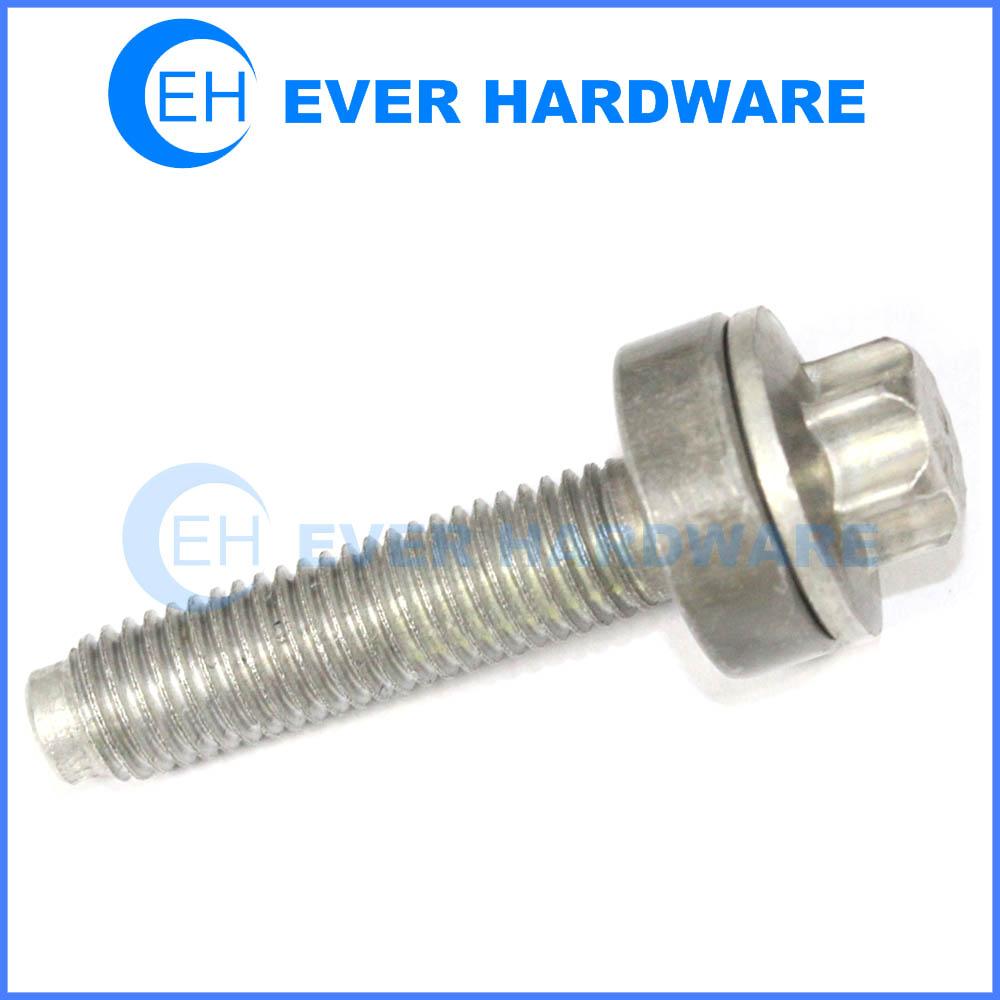 Torx head bolts external torx star screw torx machine screws