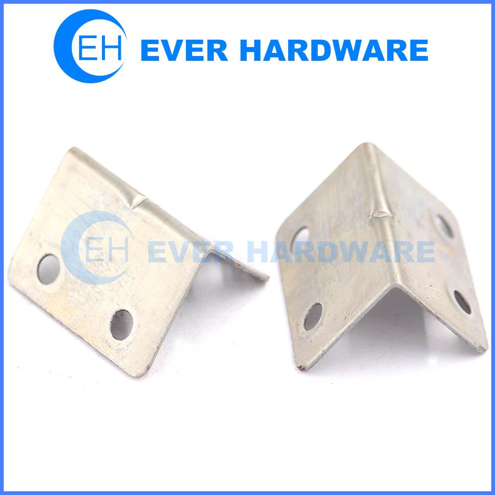 Angle bracket light duty angle brackets steel hardware custom made