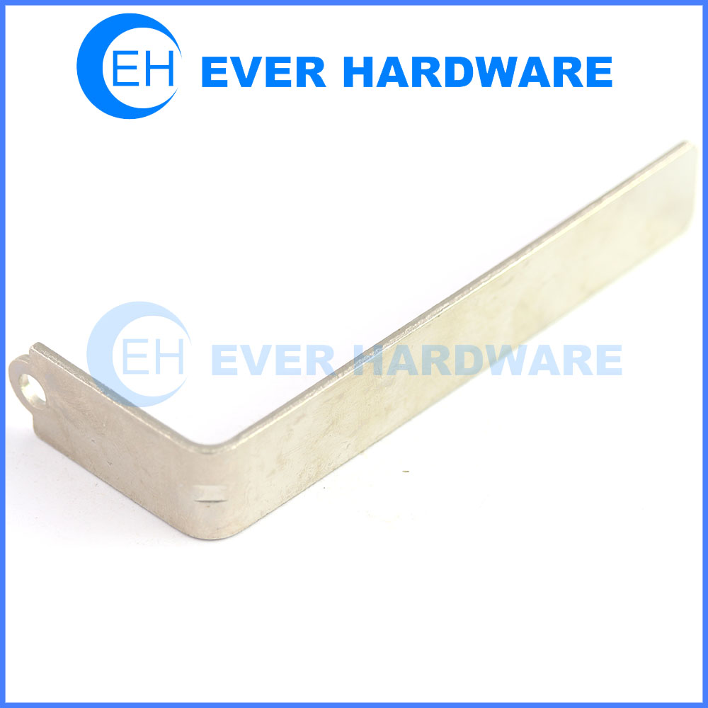 Angle brackets one hole type 90 degree stainless steel brackets