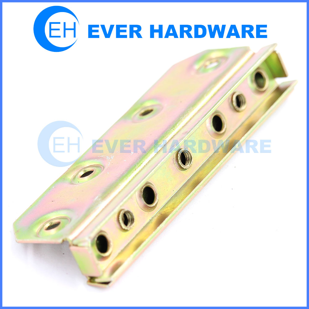 Bed hardware parts bed frame brackets for wood beds bracket supplies
