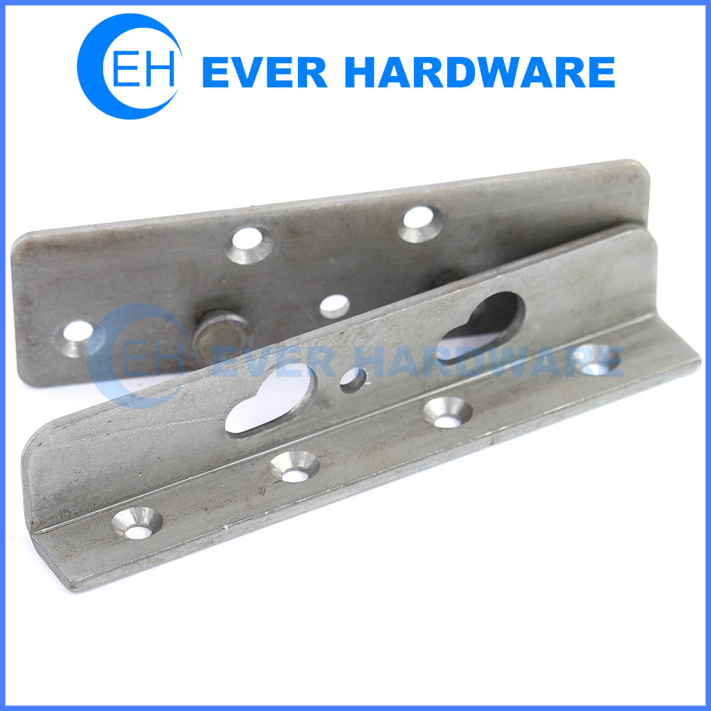 Bed rail fasteners no mortise bed rail fittings bed corners hardware