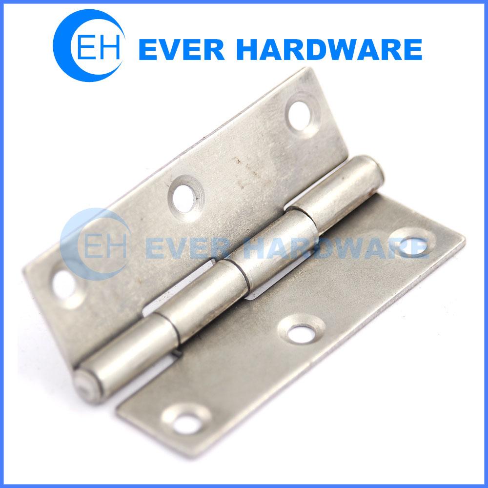Box hinges small metal hinges box fastener hinge steel vertex hinge