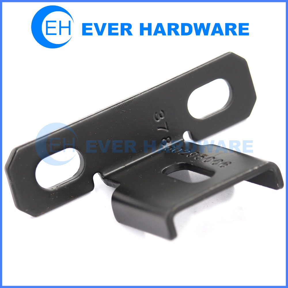 Cabinet brackets furniture fitting cabinet corner brackets black coating