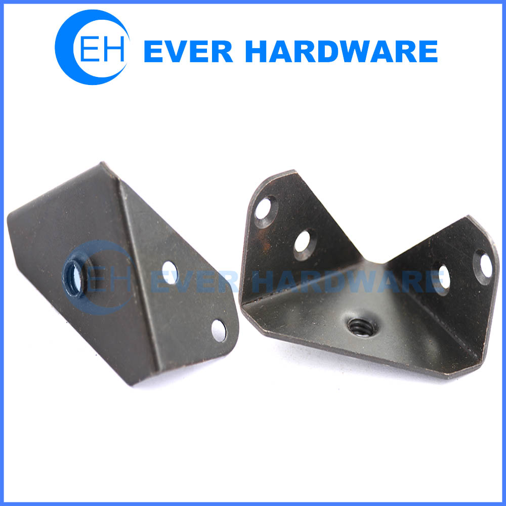 Corner brace plate furniture corner brackets hardware brackets and braces
