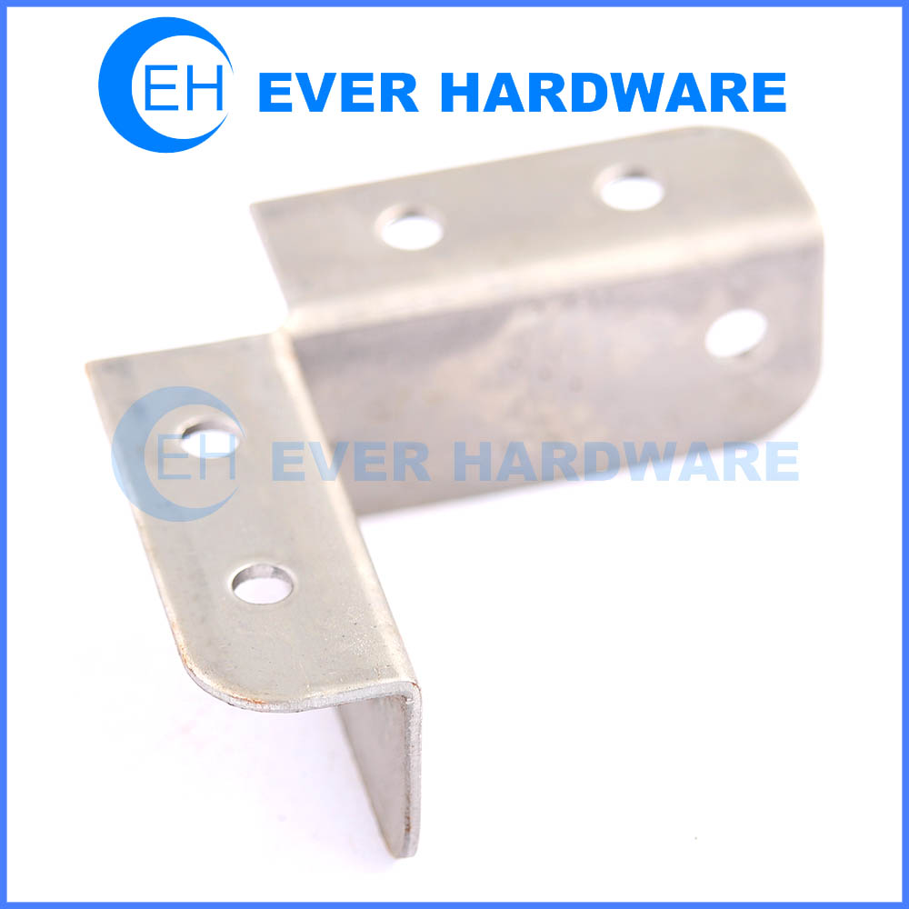 Corner Table Brace Stainless Steel Triangle Leg Brackets For Cabinets