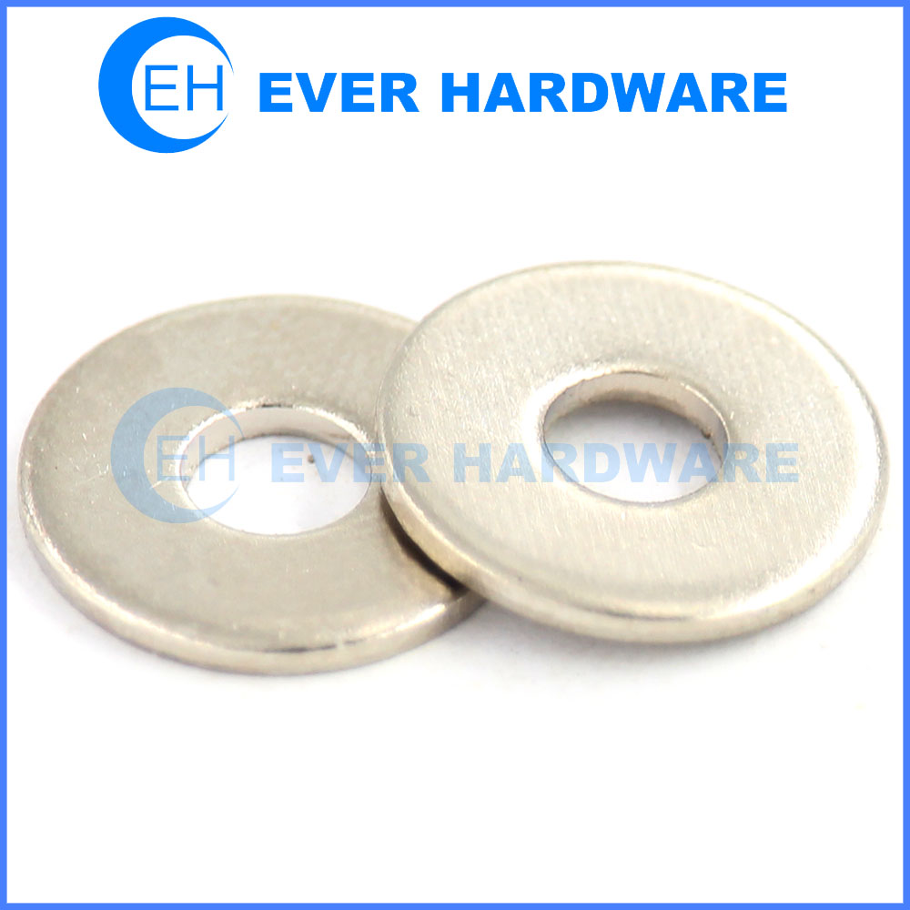 DIN 125 washers stainless steel thick washer hardware manufacturer
