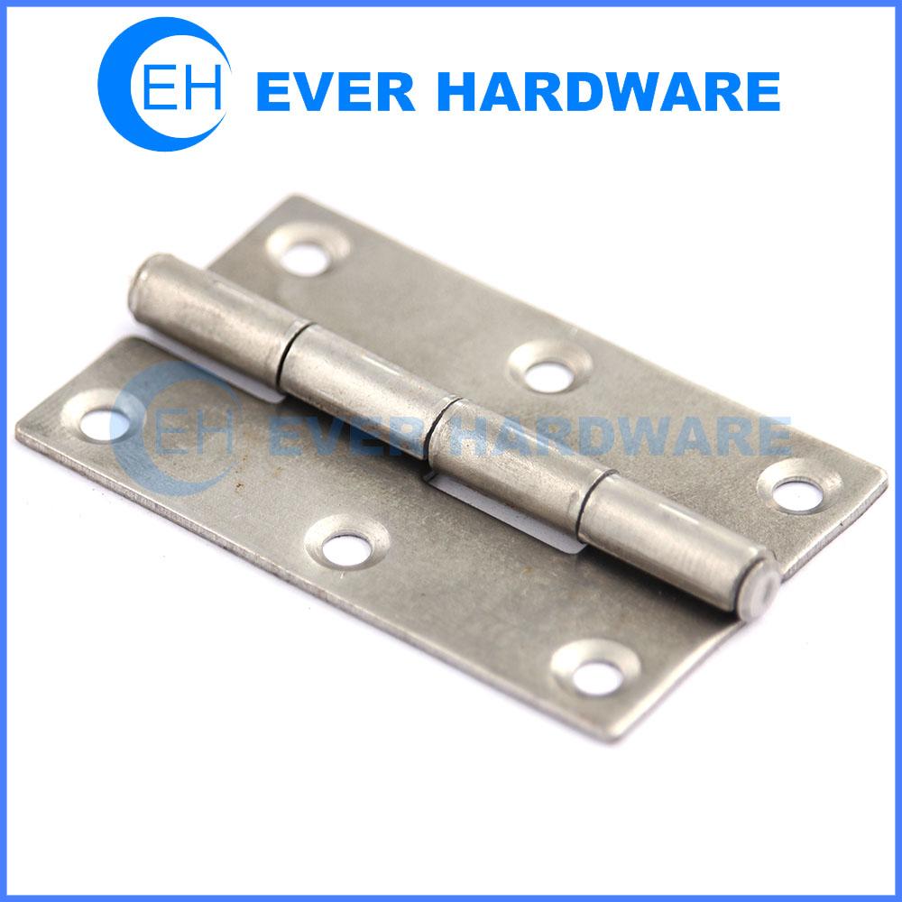 Door Hinge Full Mortise High Quality Exterior Door Hinges Manufacturer