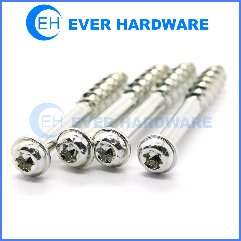 Furniture screws particle board number plate