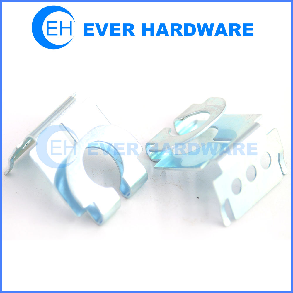 Furniture stamping parts bending bracket for furniture accessories blanking