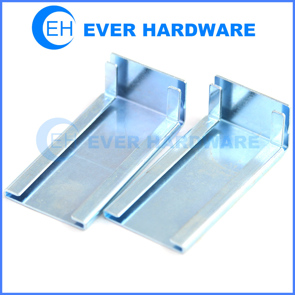 L brackets metal brackets steel galvanized angle brackets manufacturer