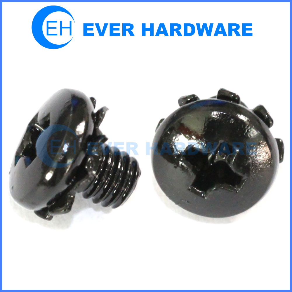 Lock Washer Screw External Tooth Washer Sems Screws