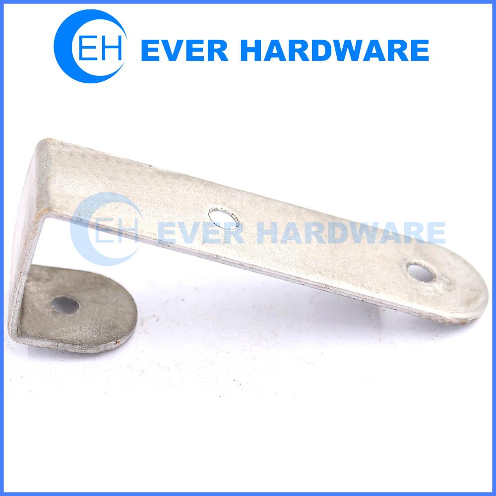 Metal countertop brackets galvanised steel metal countertop supports