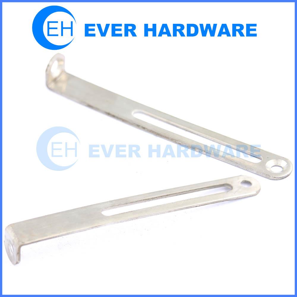 Metal shelf brackets floating shelf brackets metal L brackets hardened
