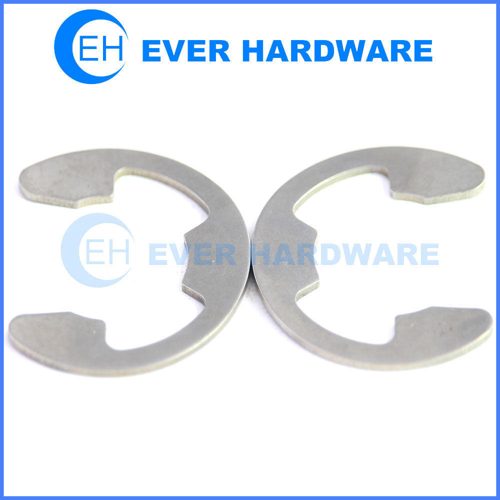 Metric Snap Rings Ss Circlips E Clips Fasteners Inner