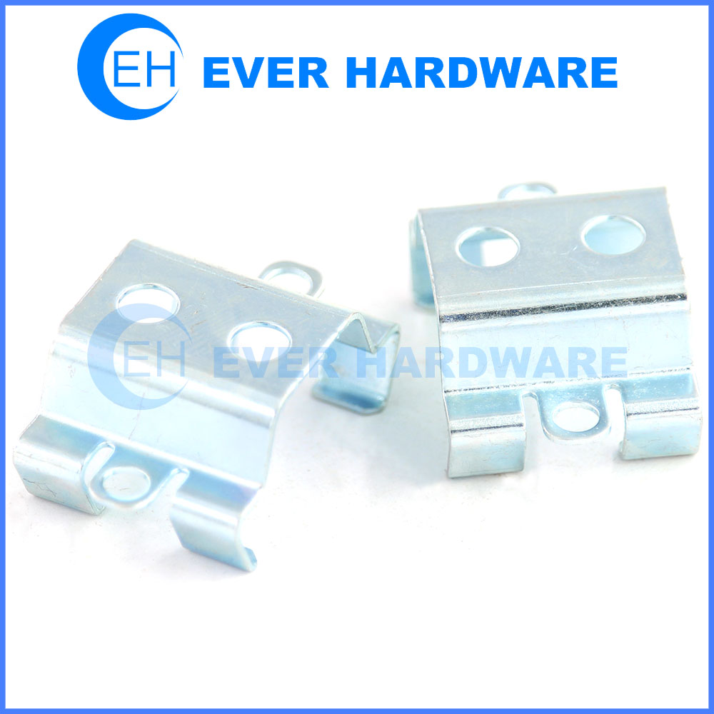 Sheet metal stamping parts precision steel galvanized supplier