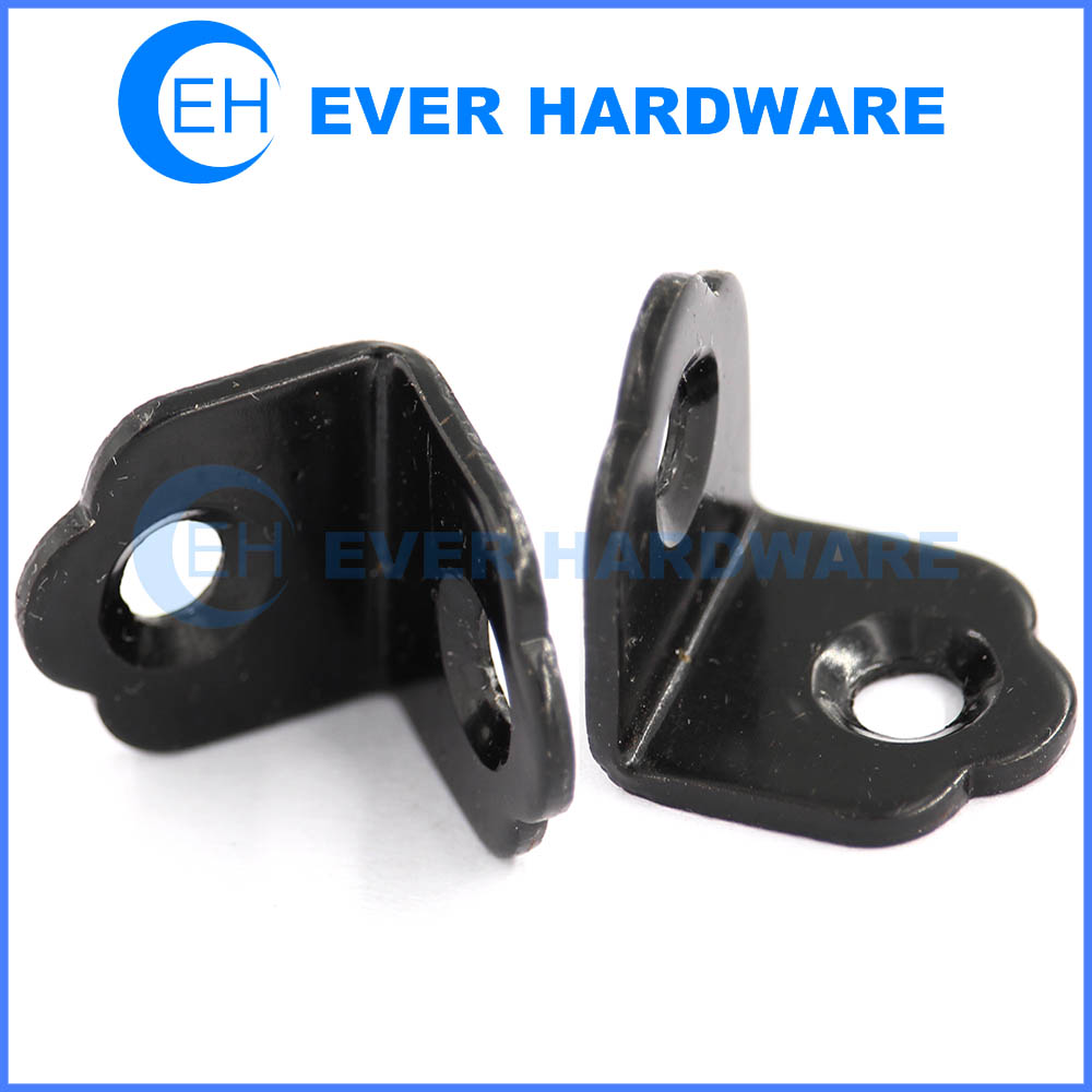 Small Angle Bracket Steel Hidden Shelf Brackets L Shape