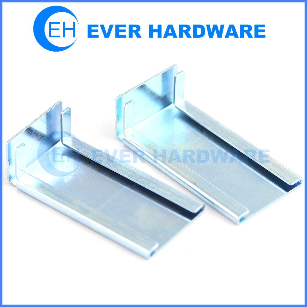 Steel L brackets L shaped metal bracket steel decorative galvanized