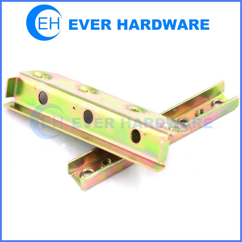 Furniture frame hardware modern bed hinge wall bed hardware frame ...