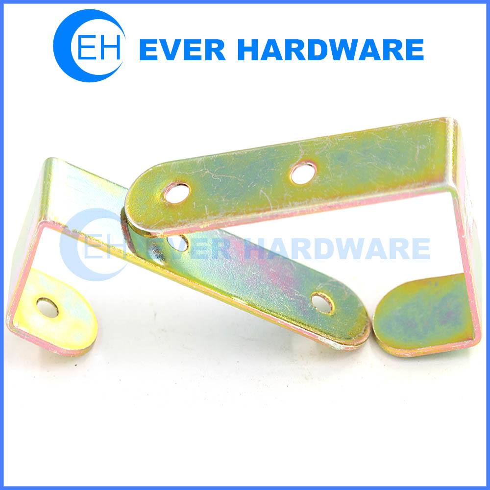 L Shaped Bracket Frame Mounting Brackets For Furniture And