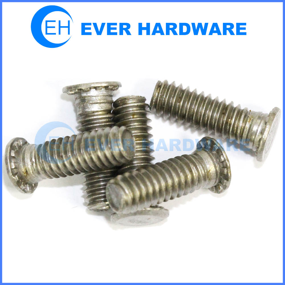 Threaded Studs For Sheet Metal