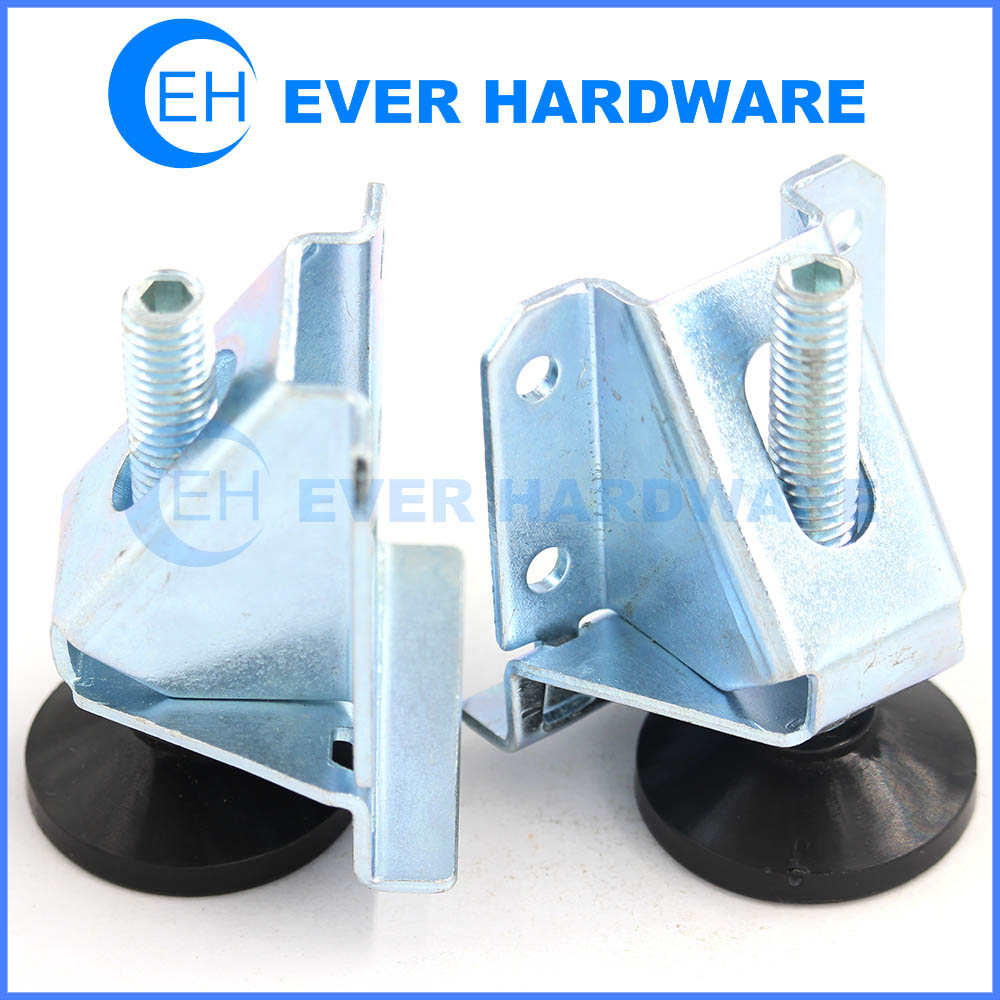Cabinet Leveler Heavy Duty Lifting Woodworking Wide Plastic Foot Adjustable