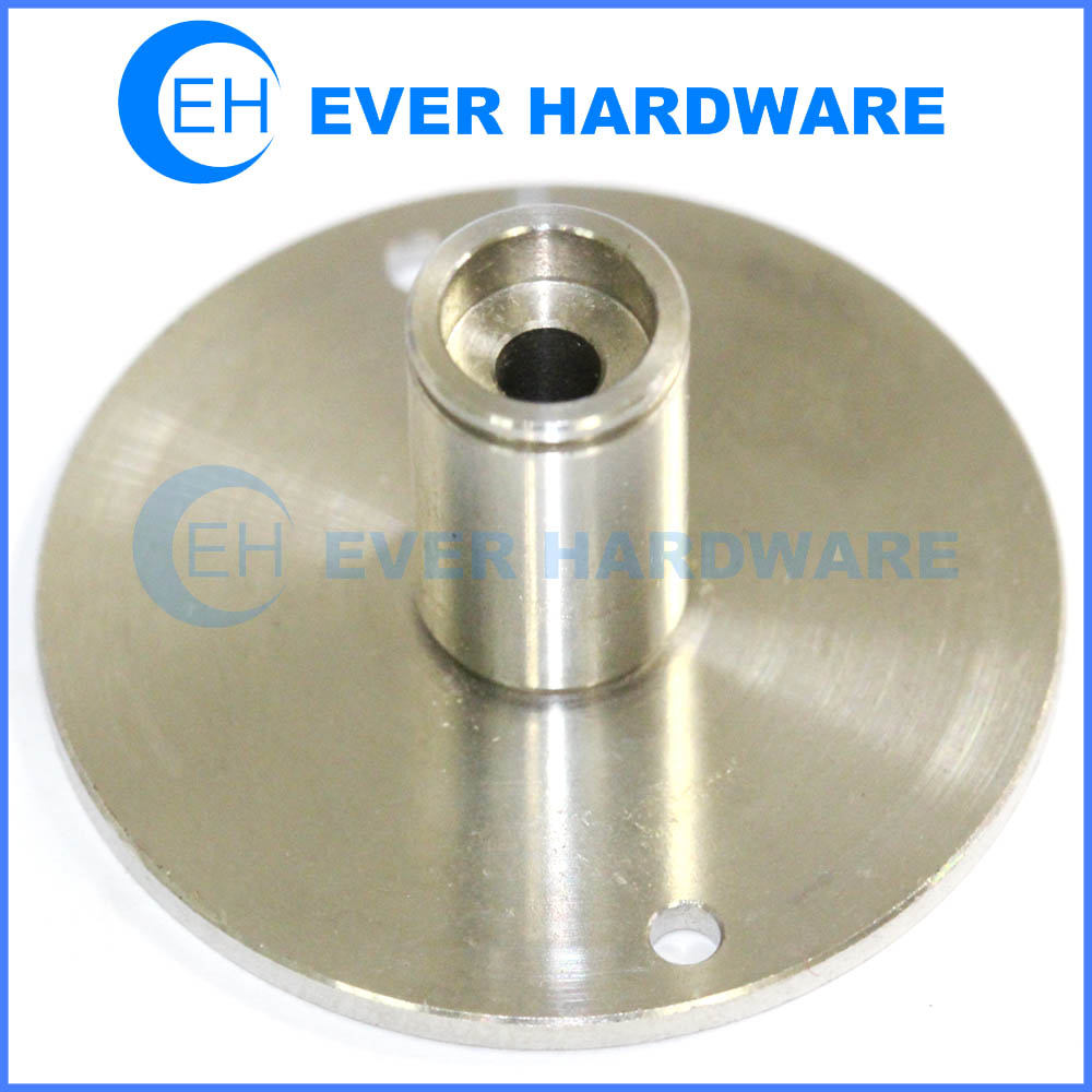 CNC machining part milling bushing precision metal auto parts stainless