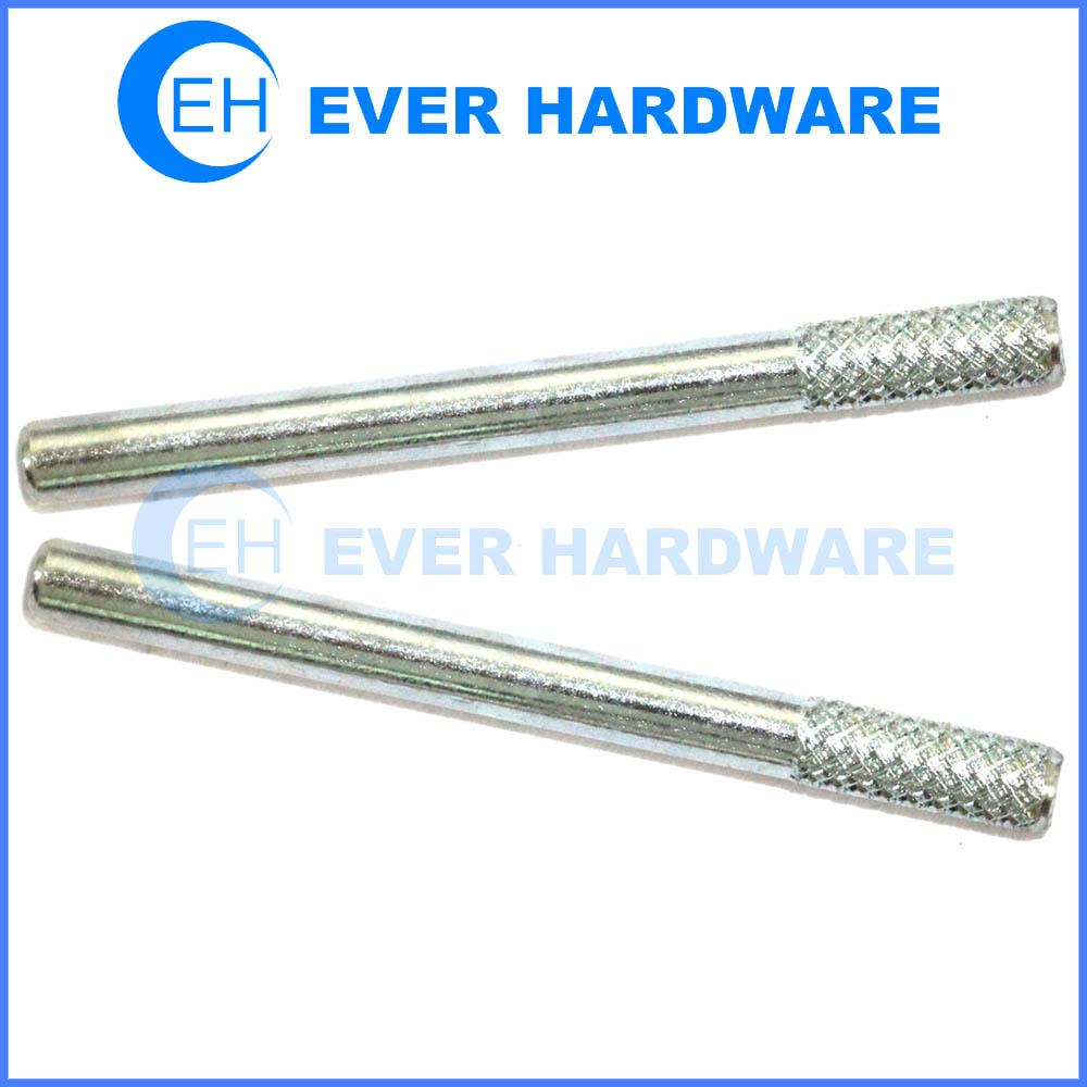 Handle pins metal can opener knurling galvanizing heavy duty handle rod