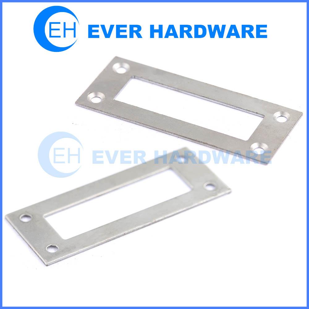 Hollow bracket heavy duty mount shelf bracket cabinet equipment brace