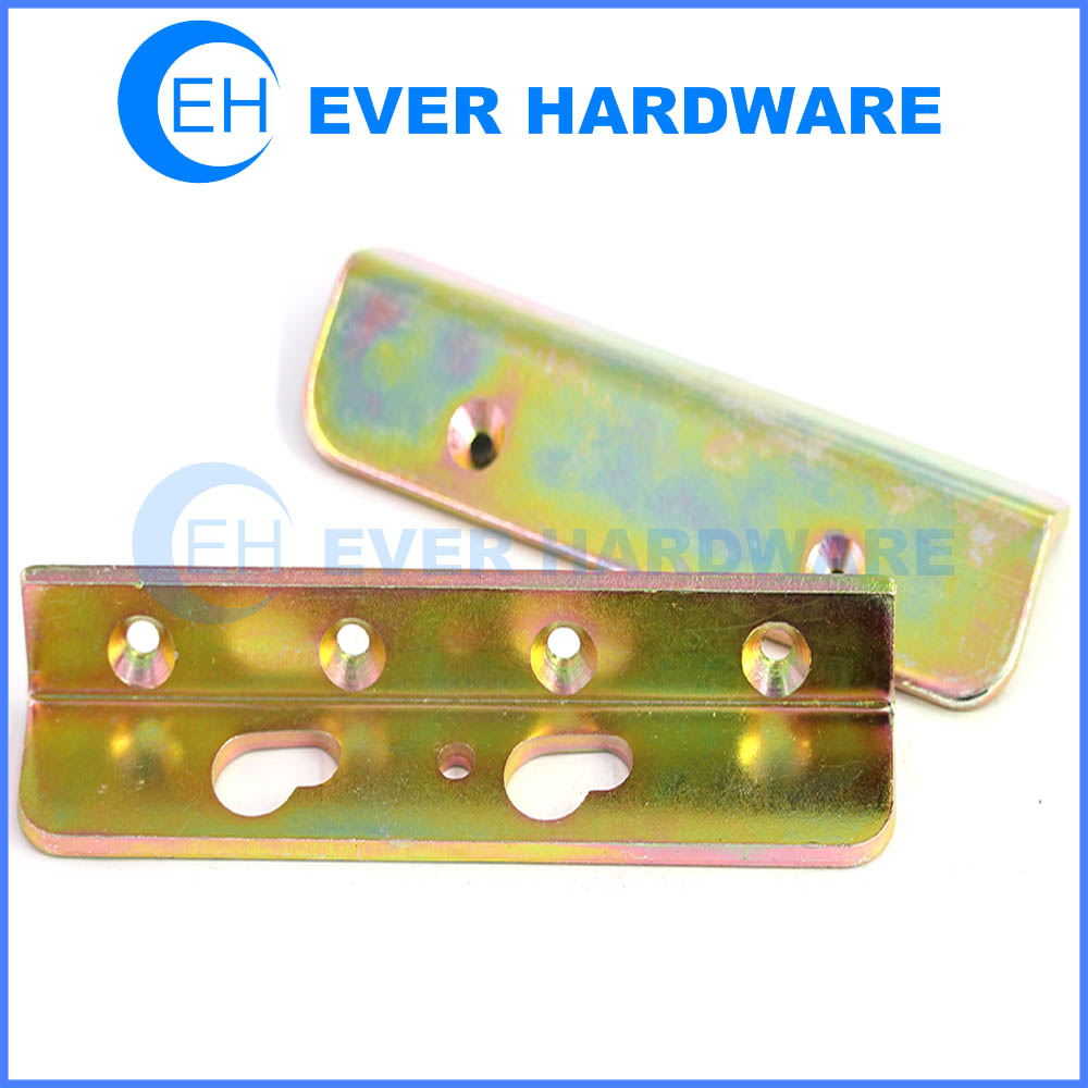 Steel furniture fittings cabinet boards connector household hardware