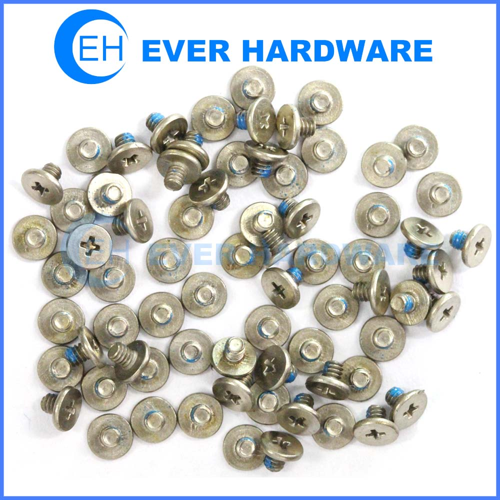 Tablet screws micro precision flat head replacement screw anti loose