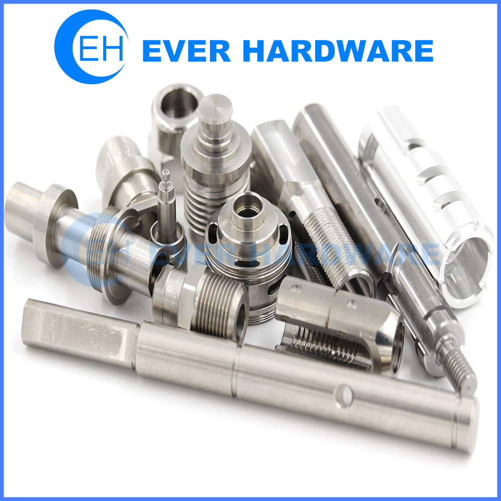 Machined Products Precision CNC Machining Services Mechanical Parts