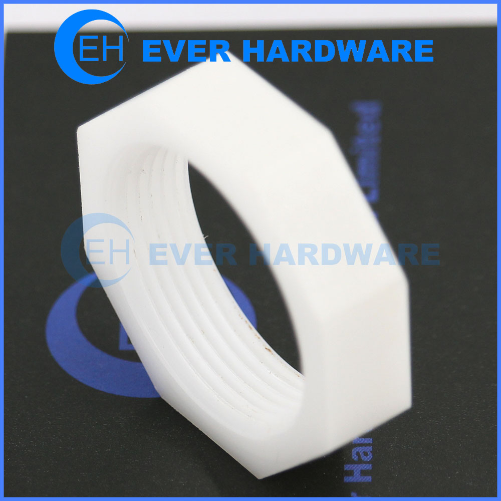 CNC Plastic Machining Prototype Fabrication Polypropylene