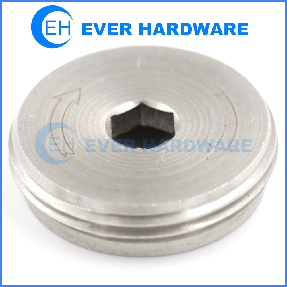 CNC Laser Parts Cutting Stainless Steel Machining Turning Component