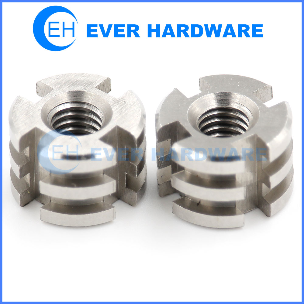 CNC Lathe Components Steel Parts Precision Turned Metal Fasteners