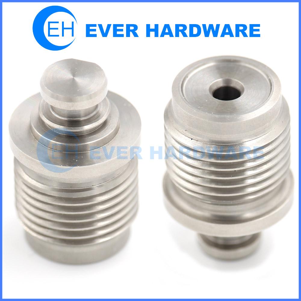 CNC Printer Parts Customized High Demand Precise Aluminum Machining