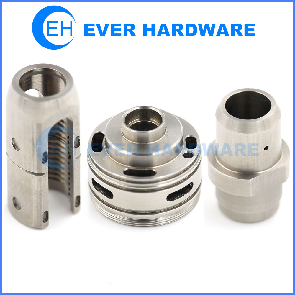 CNC Replacement Parts Custom Precision Metal Fabrication Fixing
