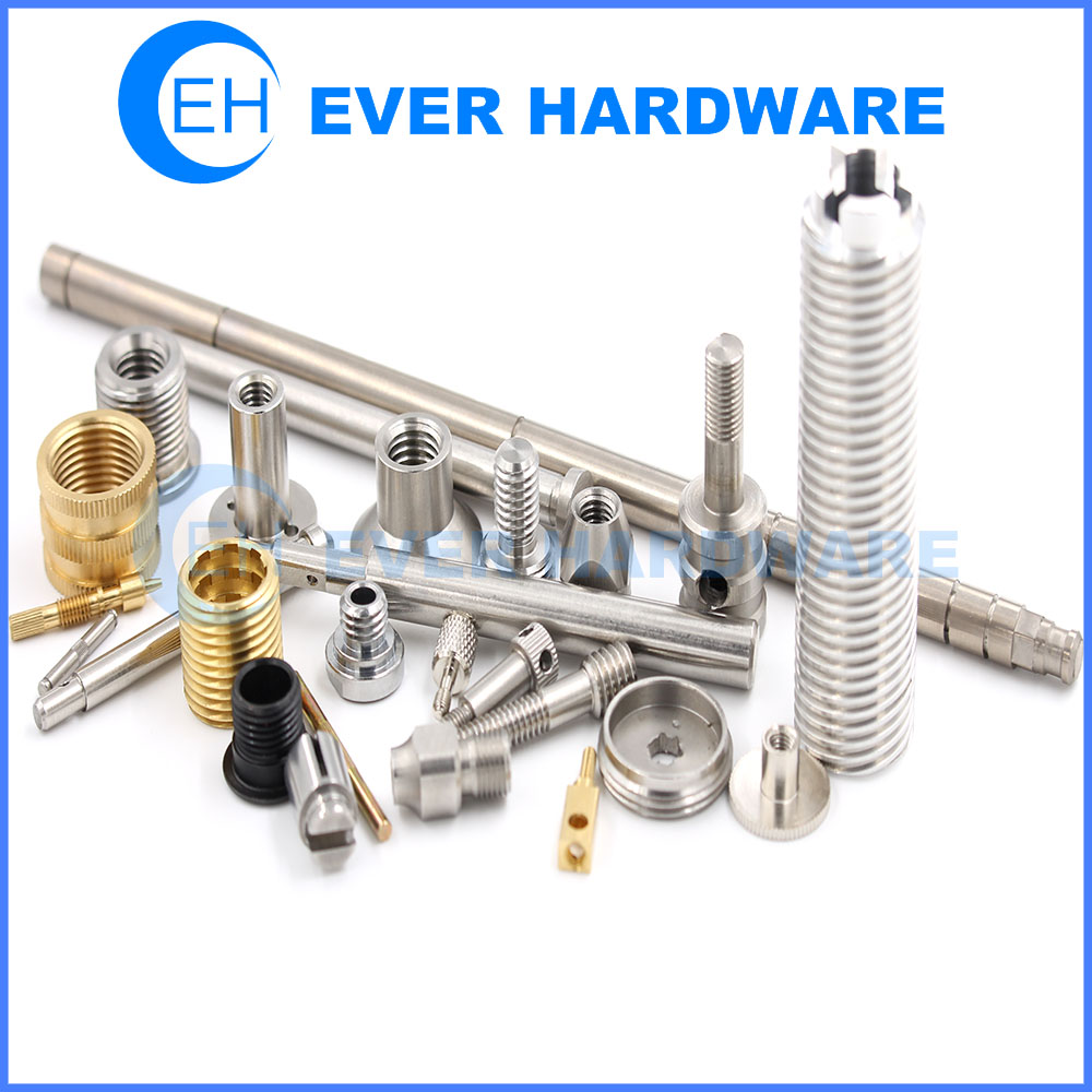 Fastners Custom Precision Machined Fasteners Hardware Specialty