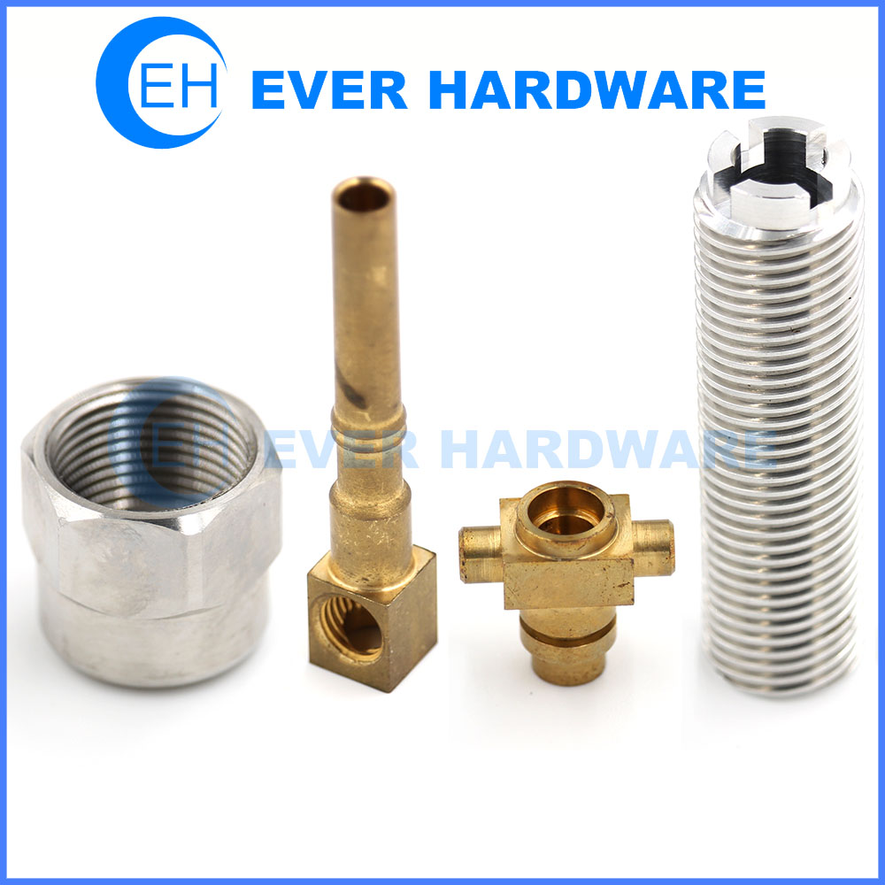 Hardware Nuts And Bolts Custom Stainless Bronze Aluminum Fastener